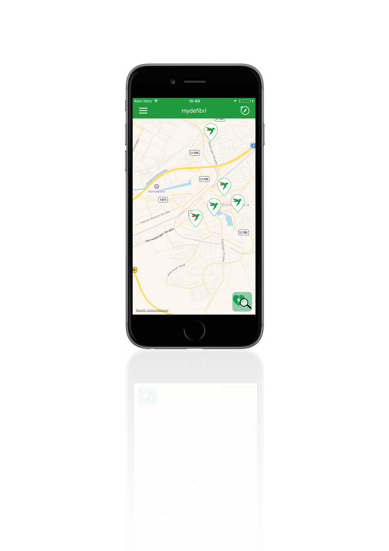 Kontakt App